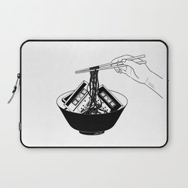 Enjoy Your Meal Laptop Sleeve