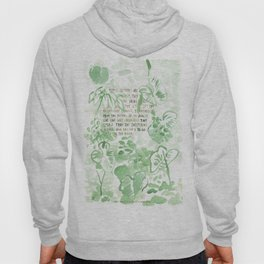 """""""Conquest of the Useless"""" by Werner Herzog Print (v. 2) Hoody"""