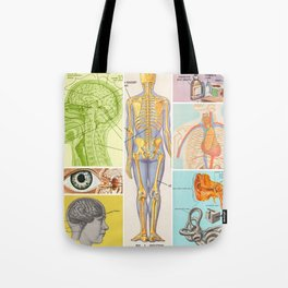 It's What's On The Inside… Tote Bag