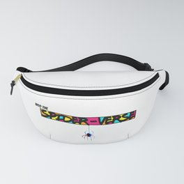 Into the Spider-Verse Fanny Pack