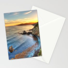 Catlins Sunset Stationery Cards