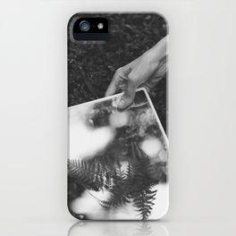 mirror trap iPhone Case