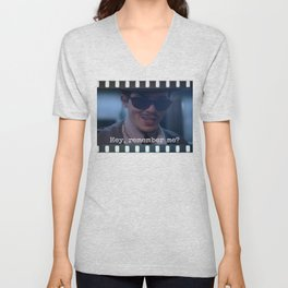Remember Me? Unisex V-Neck