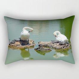 Travel to Odessa city in Ukraine Rectangular Pillow