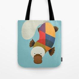 Platypus Tote Bag