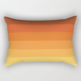 Retro Tlahuelpuchi Rectangular Pillow