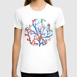 Sea Life Pattern 03 T-shirt