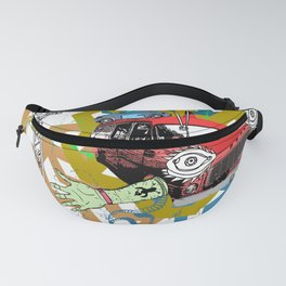 Of The Enemy Fanny Pack