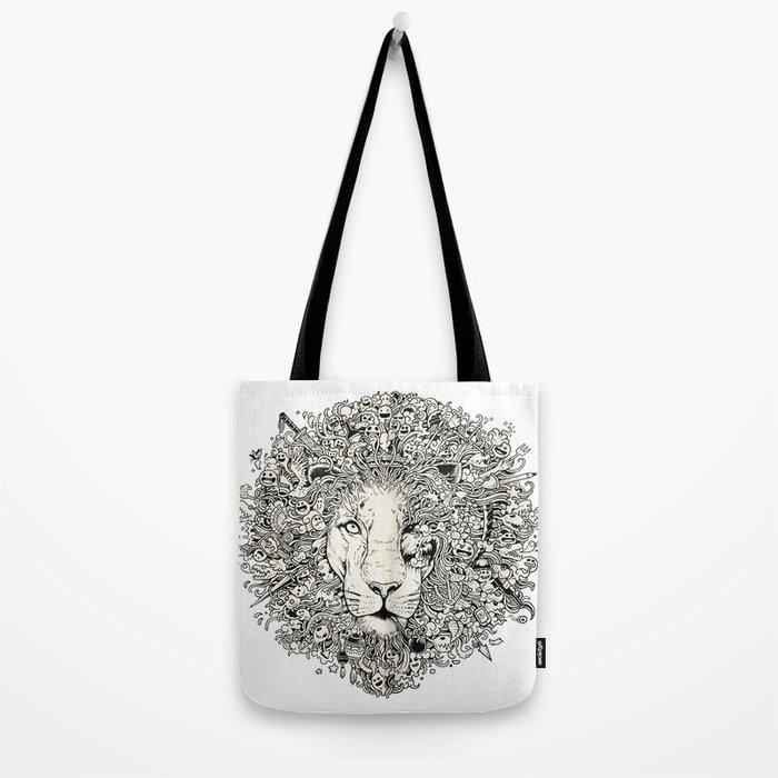 The King's Awakening Tote Bag