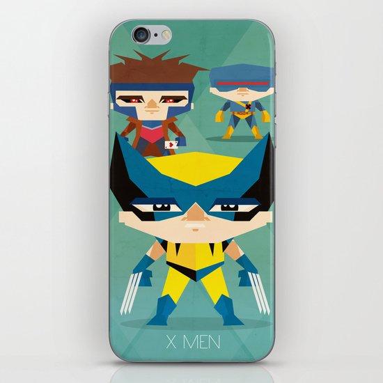 X Men fan art iPhone & iPod Skin