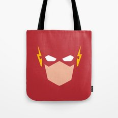 Flash Superhero Tote Bag