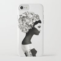 fashion iPhone & iPod Cases featuring Marianna by Ruben Ireland