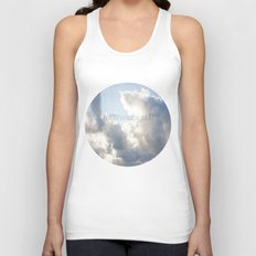 On Earth there is no Heaven ♥ Unisex Tank Top