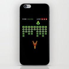 Swine Invaders - Angry Birds iPhone & iPod Skin