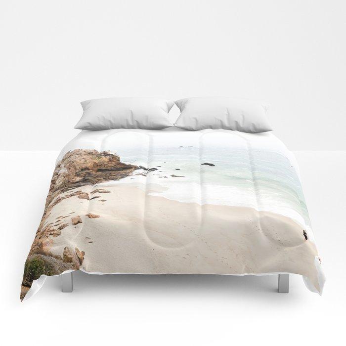 Malibu California Beach Comforters