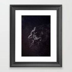 Elevate Framed Art Print