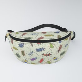 Endangered Beetles Around the World Fanny Pack