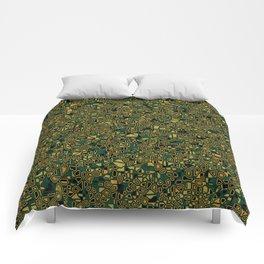 CoriandoliTech 25 Comforters
