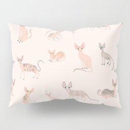 Sphynx Cats Pillow Sham