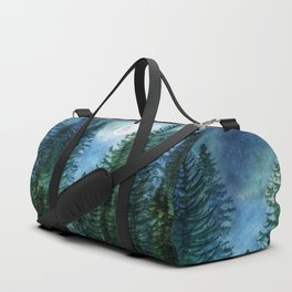Silent Forest Duffle Bag