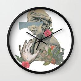 La Perla Spoetizzata Wall Clock