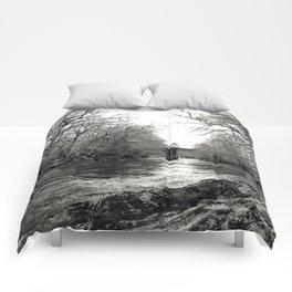 river wild Comforters