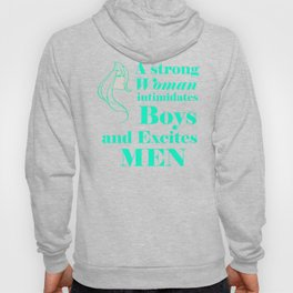 A Strong Woman Hoody