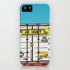 J.B. Hunt iPhone (5, 5s) Slim Case