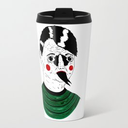 Snake Kid Travel Mug