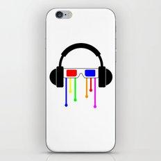 Technicolor tears  iPhone & iPod Skin
