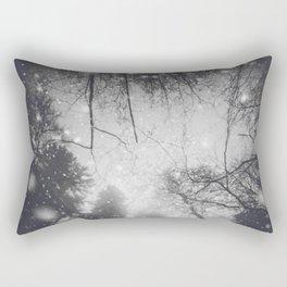 Will you let me pass II Rectangular Pillow