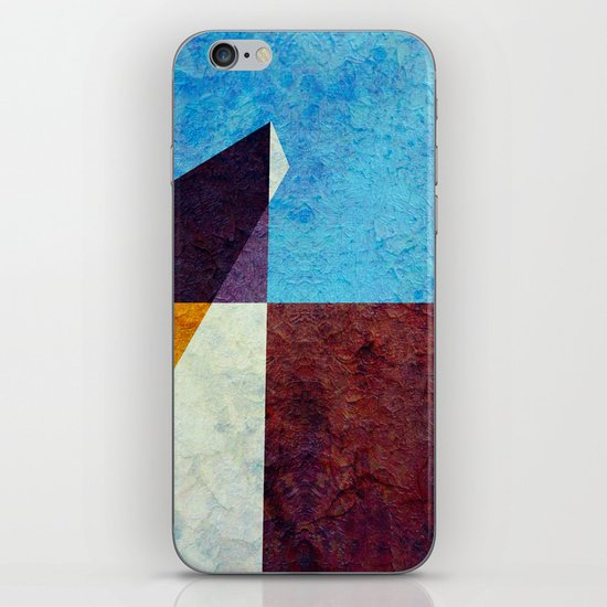 The Walk Home iPhone & iPod Skin
