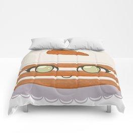 Desserts - Carrot cake Comforters