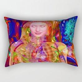 Organic Body Rectangular Pillow