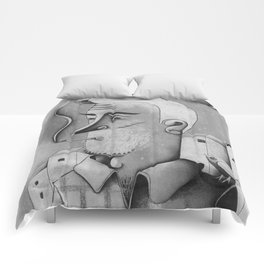 sheriff Comforters