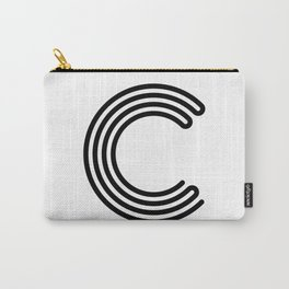 Letter C Carry-All Pouch