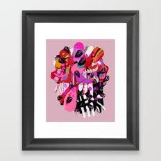 Creature #7 Framed Art Print