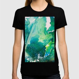 Environmental Importance, Deep Sea Water Bubbles T-shirt
