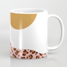 Leopard Mountains Coffee Mug