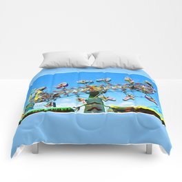 Carnival Zipper Comforters