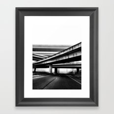 Nashville, TN Framed Art Print