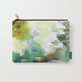 Nature Behind Carry-All Pouch