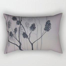 Couple of branches Rectangular Pillow