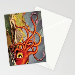 What's Kracken MKE Stationery Cards