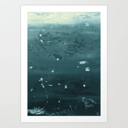 Sandrine Art Print