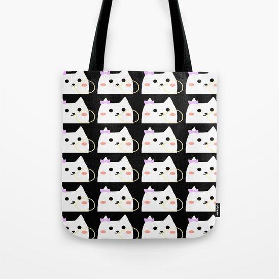 cat-170 Tote Bag