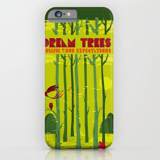 Dream Trees iPhone & iPod Case