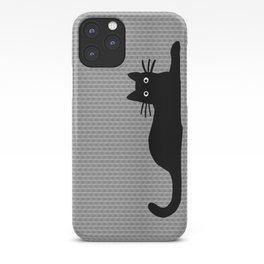 Black Cat(s) iPhone Case
