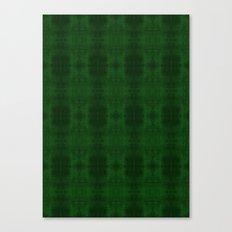 Fun With Light 5 Emerald Canvas Print