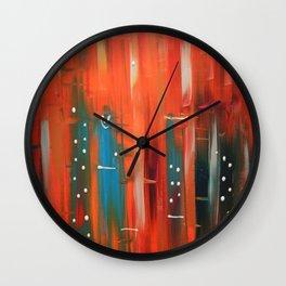 There's a Scraper in My City Wall Clock